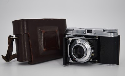德国福伦达Vito II 135胶片皮腔折叠相机