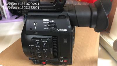 二手佳能C200 4K摄影机