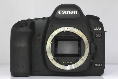 【全画幅专业单反数码相机】佳能 5D Mark II(NO:0245)*