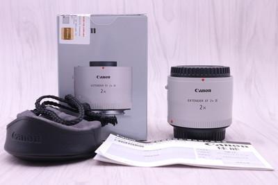 99新行货带包装 佳能 EF 2x III 增倍镜 2X III单反镜头