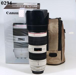 佳能 EF 70-200mm f/2.8L IS II USM 单反镜头 0294