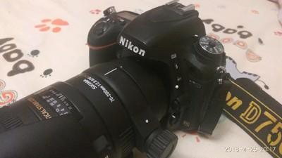 尼康 D750