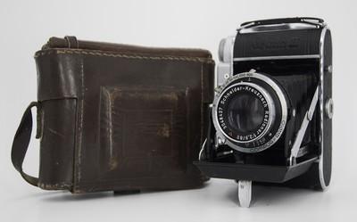 德国Franka Solida III 中画幅皮腔折叠相机