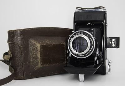 德国蔡司Ercona 中画幅胶片相机
