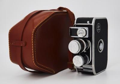 瑞士Bolex Paillard B8SL 8毫米摄像机