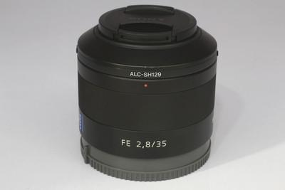 索尼 Sonnar T* FE 35/2.8 ZA(SEL35F28Z)(NO:3262)*