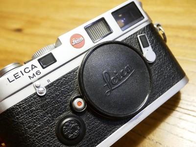 99新 银色 莱卡 Leica M6