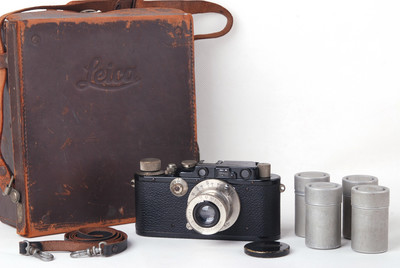 徕卡 DIII+ 50/3.5 1934年128xxx号 黑漆 #jp19766