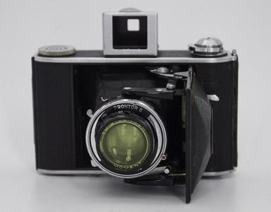 德国福伦达Bessa 66 中画幅皮腔折叠相机