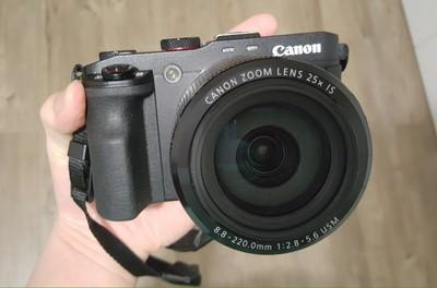 佳能 PowerShot G3 X 2原电原遮光滤镜环日本制造