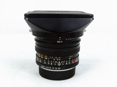 华瑞千亿国际娱乐官网首页器材-徕卡Leica Elmarit-R 19/2.8 II代ROM版