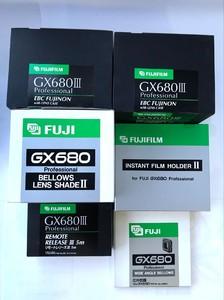 富士GX680三型套机 全新品多数