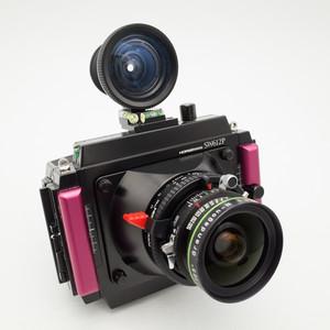 ◆ 骑士 Horseman SW 612P 最轻巧 宽幅 移轴相机 带包装 ◆
