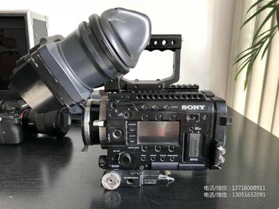 二手低价转让索尼F55 4K数字摄影机
