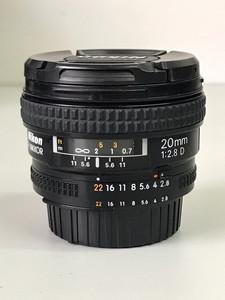 AF 20mm f/2.8D 尼康超广角 AF 20/2.8D 特价实价底价出