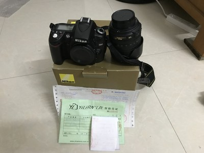 尼康 D90 18-105VR 自动机出售