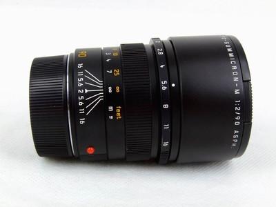 徕卡Leica APO-Summicron-M 90/2 Asph