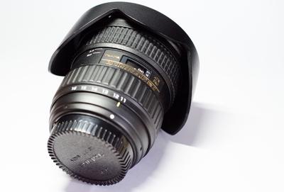图丽 11-16mm f/2.8 PRO DX II (尼康口)