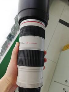出一台成色非常好的佳能 EF 70-200mm f/4L IS USM