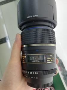 腾龙SP 90mm f/2.8 Di MACRO 1:1 VC USD(F004)尼康口