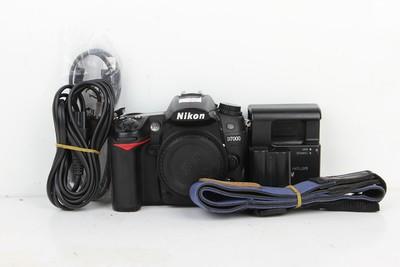 90新二手Nikon尼康 D7000 单机 快门15000次(B97221)京