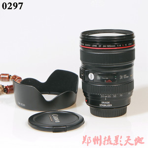佳能 EF 24-105mm f/4L IS USM 单反镜头 0297