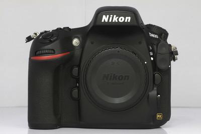 【全画幅专业单反数码相机】尼康 D800(NO:8530)*