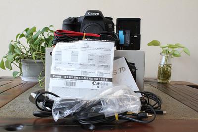 94新二手 Canon佳能 7D 单机 中端单反相机(W05387)武