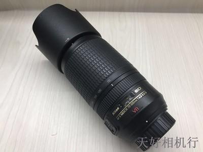 《天津天好》相机行 98新 尼康AF-S 70-300/4.5-5.6G VR 镜头