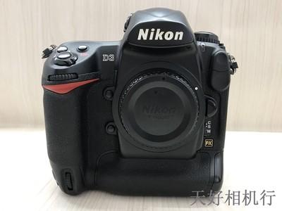 《天津天好》相机行 97新 尼康D3 机身