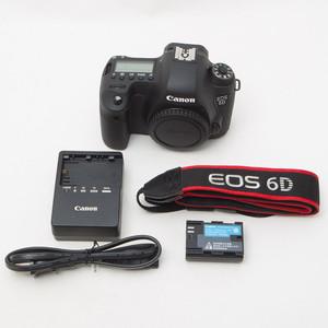 Canon佳能EOS 6D 单机身 专业级数码单反相机单电微单 97新 #4272
