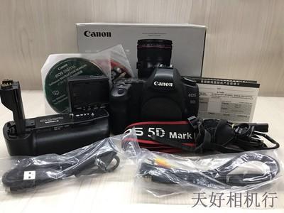 《天津天好》相机行 行货带包装送手柄 96新 佳能5D2 机身