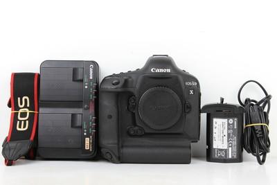93新二手 Canon佳能 1DX 1D X 单机 高端单反(B97218)京