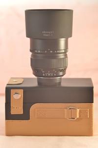 99新自用中一光学 FE 85mm f/1.2低价出,支付宝芝麻信用773