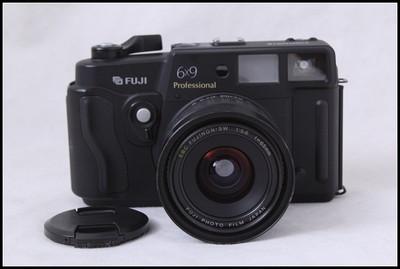 富士 FUJI GSW 690 III 65头 120大旁轴相机