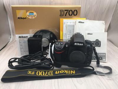 96新 行货带包装 尼康 D700数码单反相机 D700单机