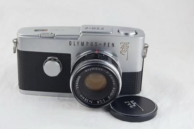 Olympus PEN F 38 1.8 套机