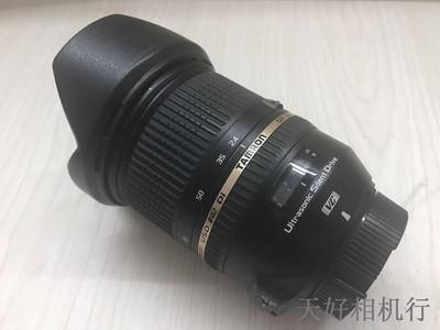 《天津天好》相机行 99新 腾龙24-70/2.8 Di VC USD 尼康口 镜头