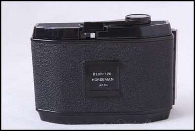 骑士HORSEMAN 8EXP/120 6X9后背