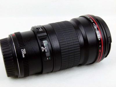 包装齐全千亿国际娱乐官网首页 EF 200mm f/2.8L II USM