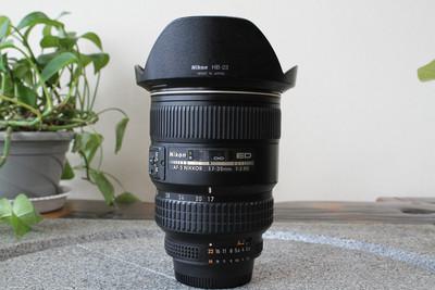 90新二手 Nikon尼康 17-35/2.8 D AF-S 金广角(W05381)【武】