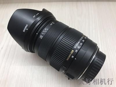 《天津天好》相机行 99新 适马18-200/3.5-6.3 DC OS镜头
