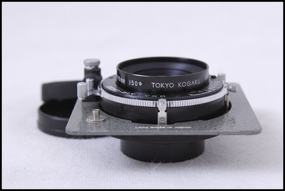 士HORSEMAN SUPER TOPCOR 90/5.6 6X9座机镜头