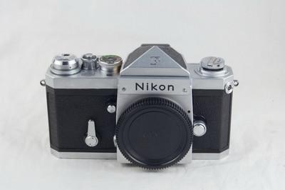 Nikon F 尖顶
