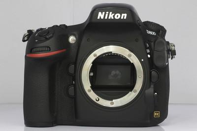 【全画幅专业单反数码相机】尼康 D800(NO:2357)*