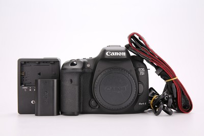 96新二手 Canon佳能 7D2 单机 高端单反相机(T000603)津