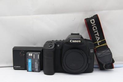 85新二手Canon佳能 50D 单机 中端单反相机(SZ00733)【深】