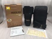 97新 行货带包装 尼康  24-70mm f/2.8G ED 单反镜头24-70/2.8G