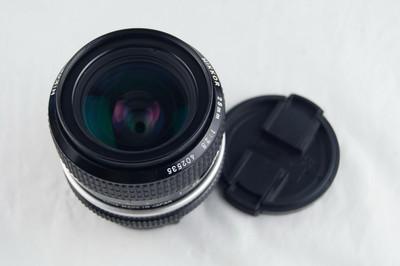 伟德亚洲官网_尼康AI 28 2.8 镜头 极美品好成色