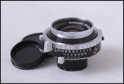 施耐德Schneider 135/5.6 235/12 4x5双焦大画幅座机镜头